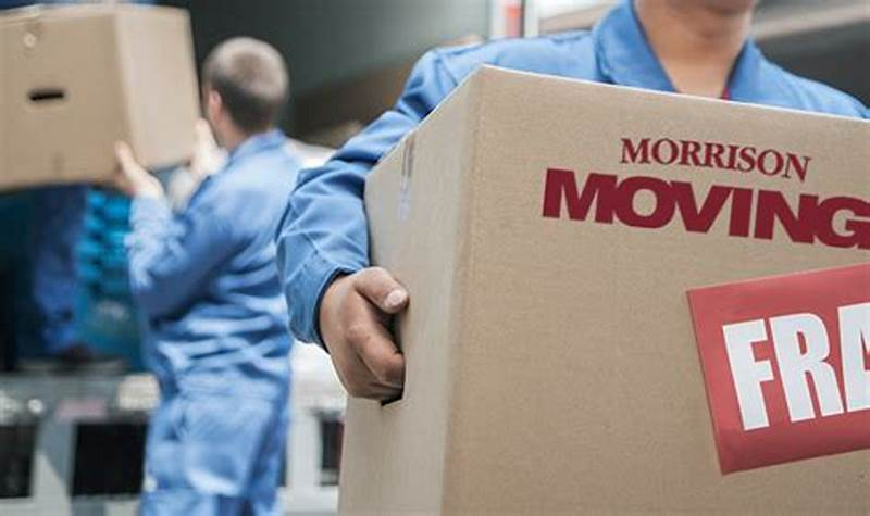 What to Keep in Mind When Choosing Movers