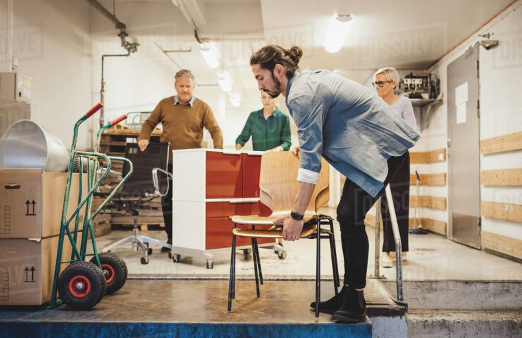 Moving Your Business into A New Office